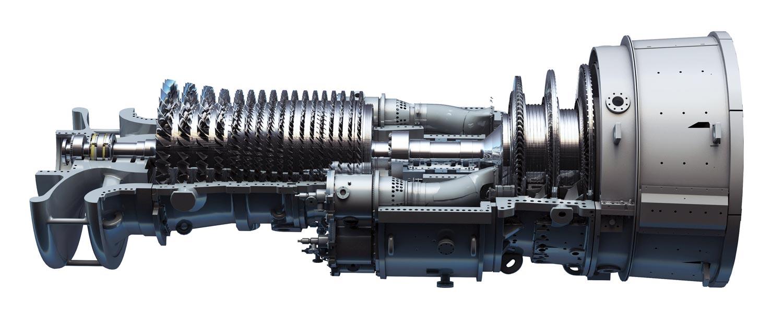 Ge Frame 5 Gas Turbine Generator Ge Frame 7ea Gas Turbine
