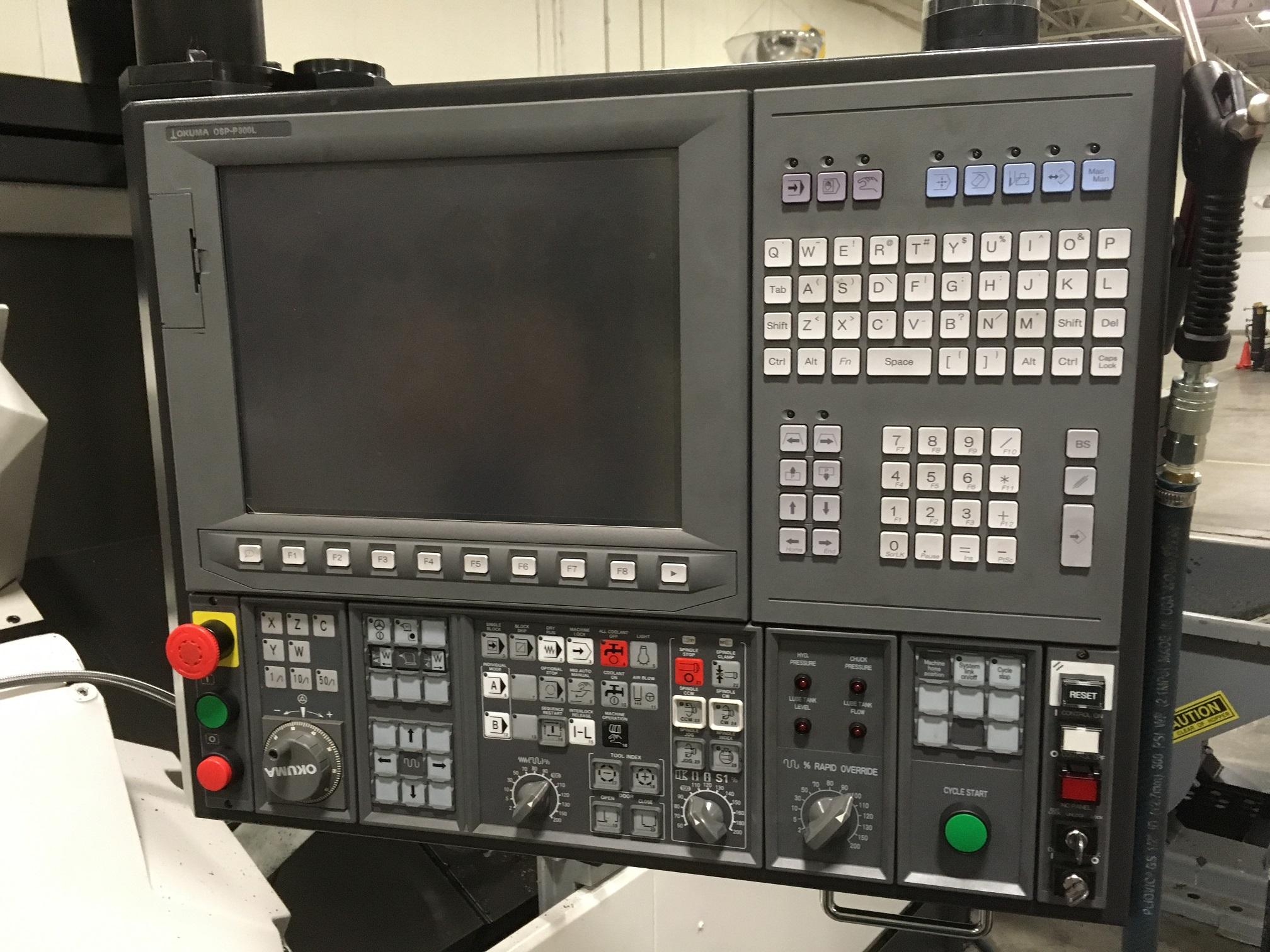 Okuma LB 4000EX-II/1500