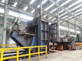 5000/1000 MM CNC Axial-Radial Ring Rolling Mill
