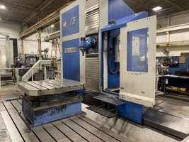 2011 MTE Model FBF-S 4000  ITNC530 CNC Traveling Column Universal Machining Center