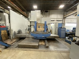 "2001 5"" Union CNC Horizontal Boring Mill Model TC 130"