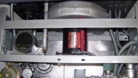 Alzeta Corporation, Model EDGE II-R Catalytic Thermal Oxidizer System