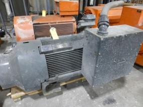 Teco-Westinghouse 450 HP Motor | Cat No. KF4506; 450 HP; 2800/4000V; 1187 RPM; Frame: 5011B; 3PH