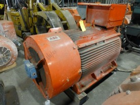 ABB 600 HP Motor | Model No. 4549144; 3/60/460V; 675A; 1200 RPM