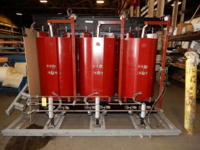ABB Power T&D Co. Inc. Cast Coil Transformer | 4160 Delta;