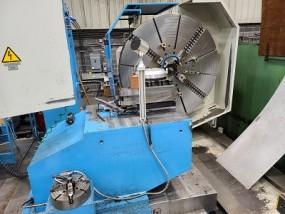 Taachi 7 Meter CNC Lathe, Model 7352, New 2015