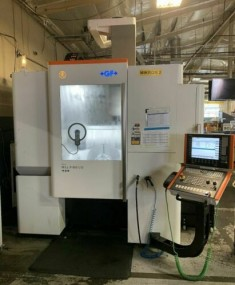 Mikron Mill P800 UD 5-axis Vertical Machining Center