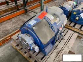 GE Kinamatic 200 HP DC Motor, 500 Volt, 1150/1800 RPM, Rebuilt 2012