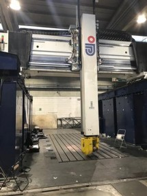 Jobs Linx 35 5-Axis Cnc Gantry Mill