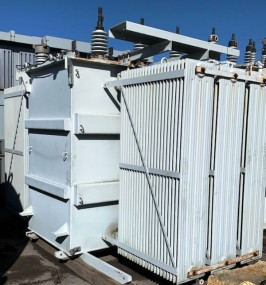 7500/10500 KVA Carte Substation Transformer