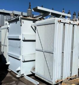 7500/10500 KVA Carte Substation Transformer