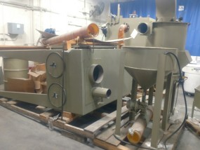Grit Blast and Surface Processing Equipment