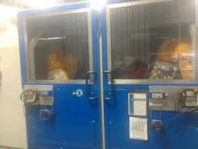 Strama MPS DE Ultrasonic Peening Machine