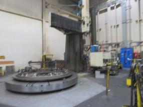 O-M CNC Vertical Boring Mill, Model 40/70