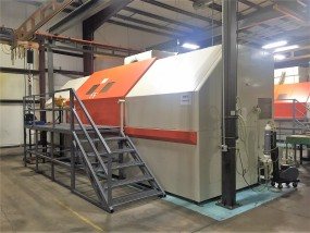 5 Axis CNC Machining Centers