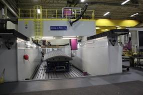 Gantry Mills, CNC FOGS